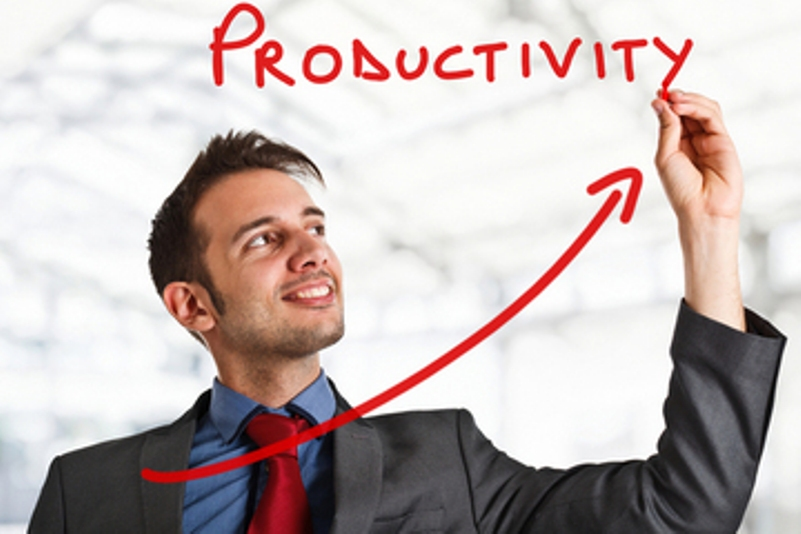 Image result for Boosts productivity